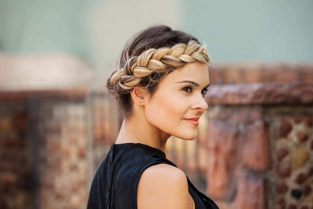 braided-updos-for-long-hair-crown-halo
